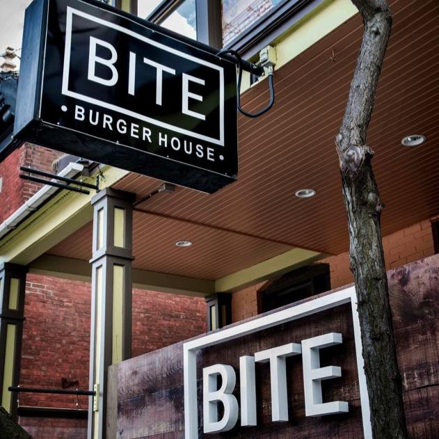 BITE BURGER HOUSE   108 Murray Street   biteburgerhouse.com