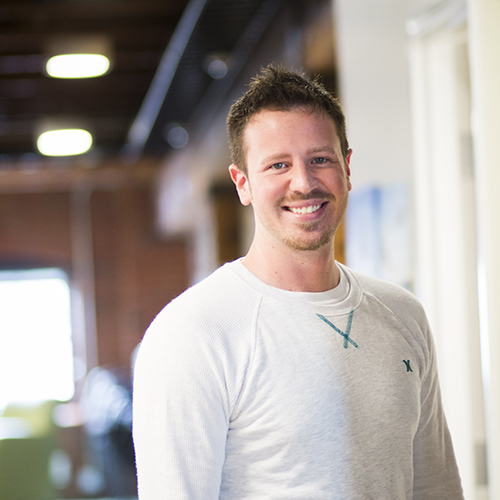 Ben Swift, Lead Developer