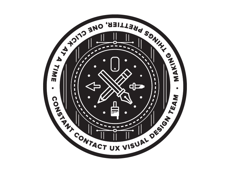 Constant Contact UX Logos
