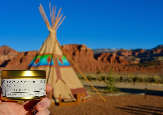 Enjoy your weekend! #beactive #nationalparks #sagehollowsupply #soycandles