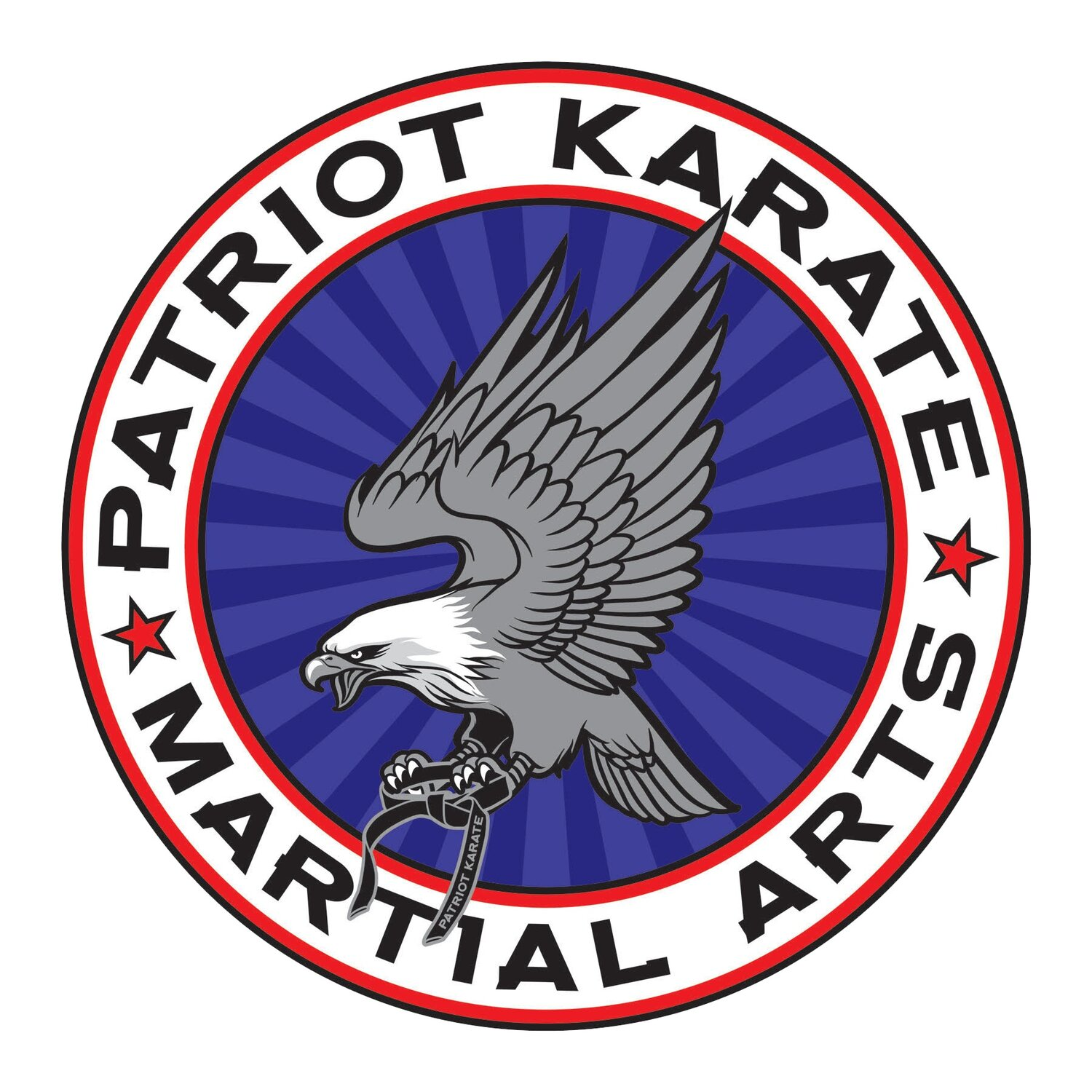 Patriot Karate Rocks