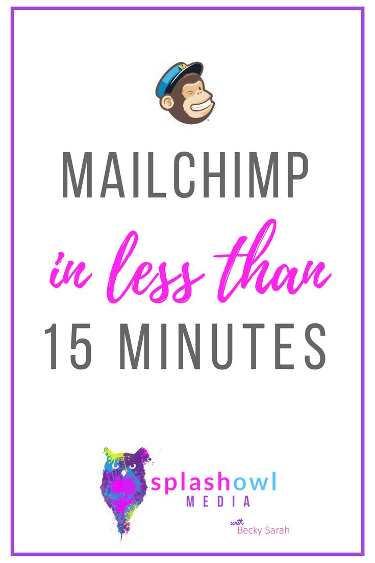 MailChimp made easy!