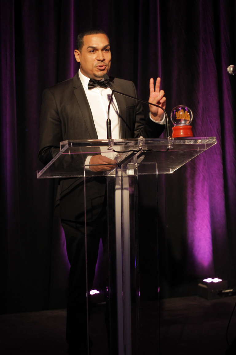 Visual AIDS's  2015 Vanguard Awards  (VAVA Voom).