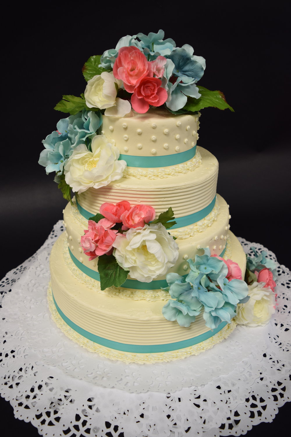 Wedding cakes — Gruttadaurias Bakery