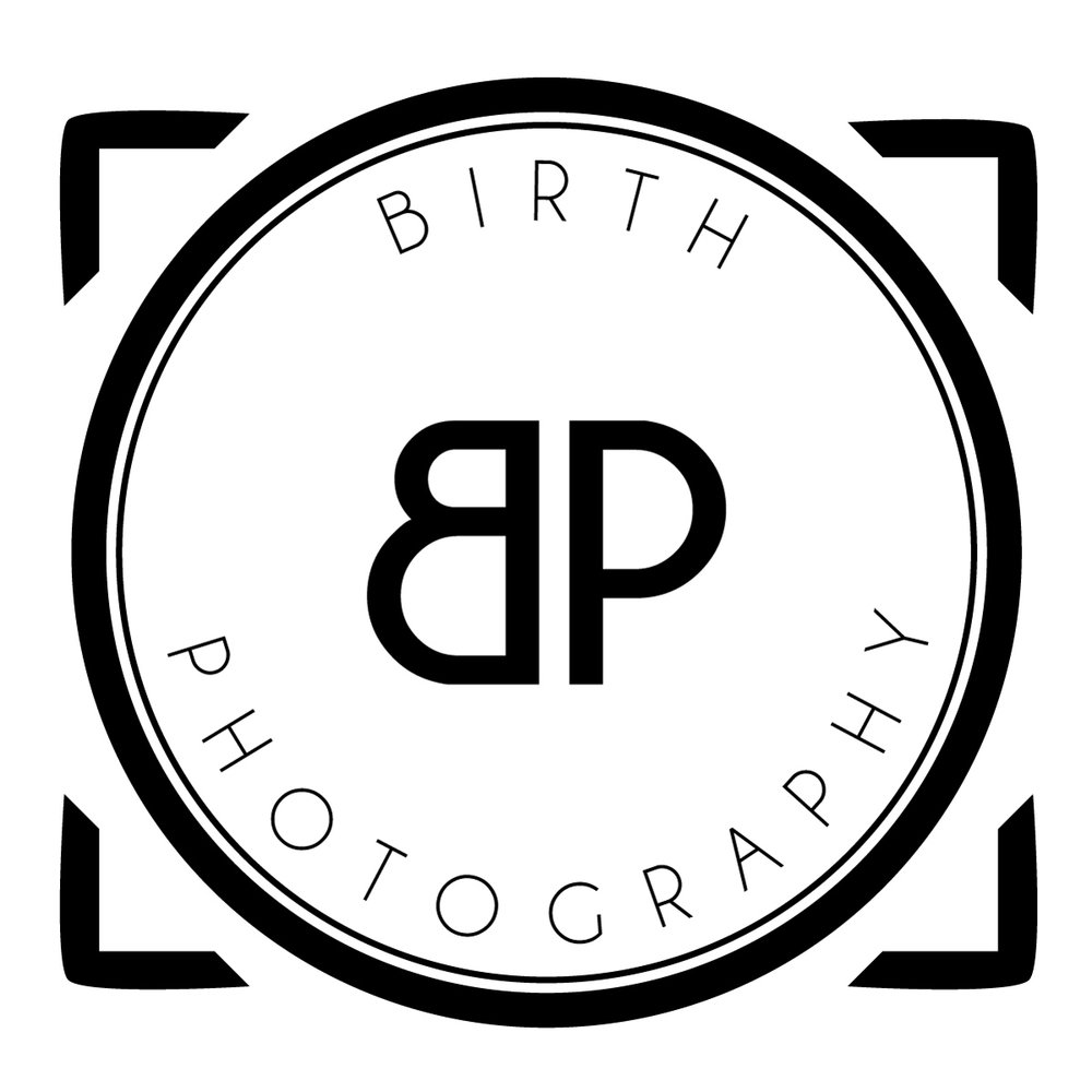 Birth Photography Logo Designer