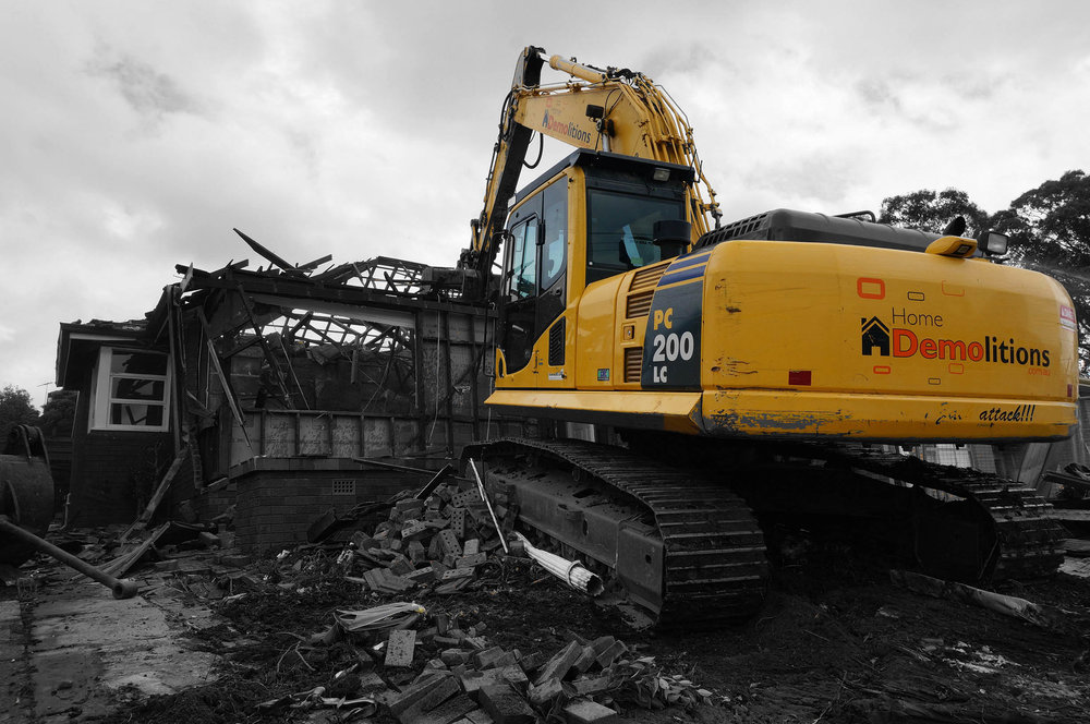 Copy of Copy of Home Demolitions