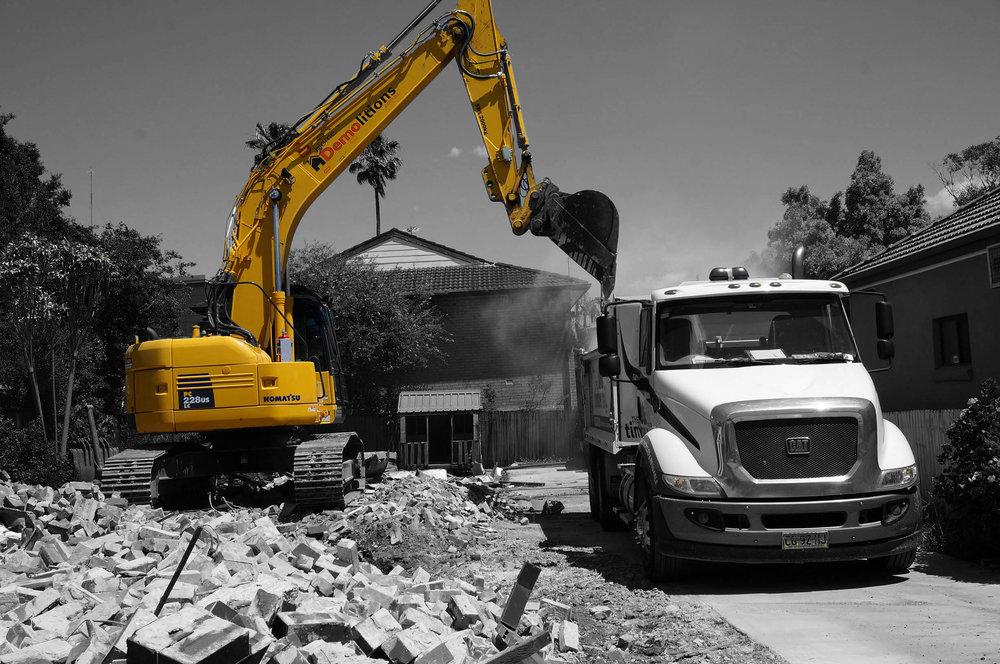 Home Demolitions