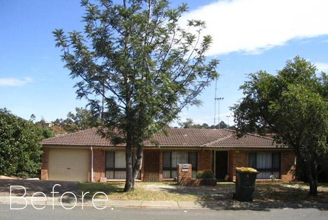 Minchinbury before demolition, NSW, 2770