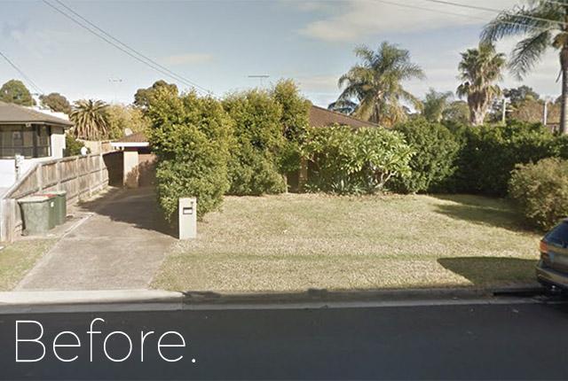 Narellan before demolition, NSW, 2567