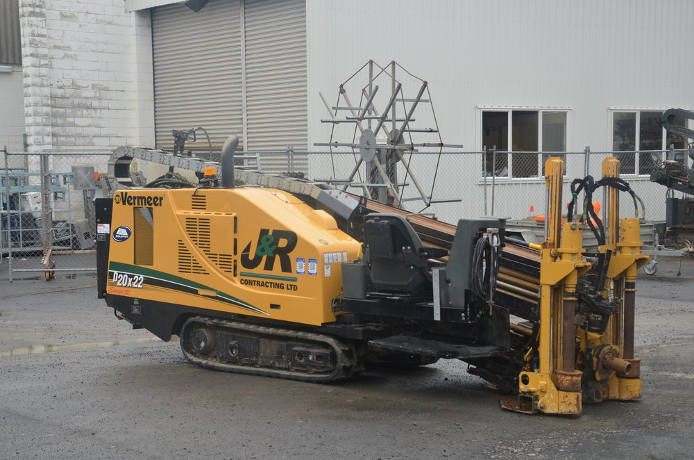 HD Drilling Machines including 2 x 36/50 x 8