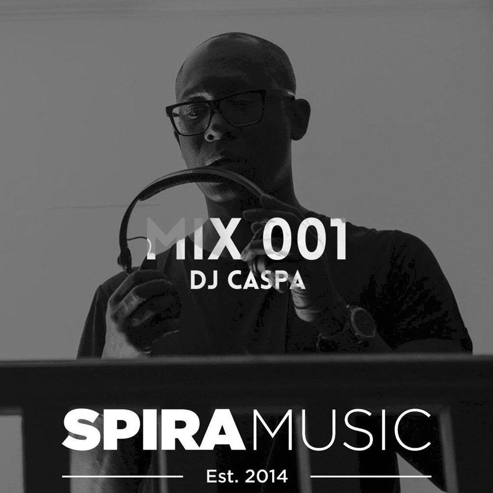 DJ Caspa: Mix 001