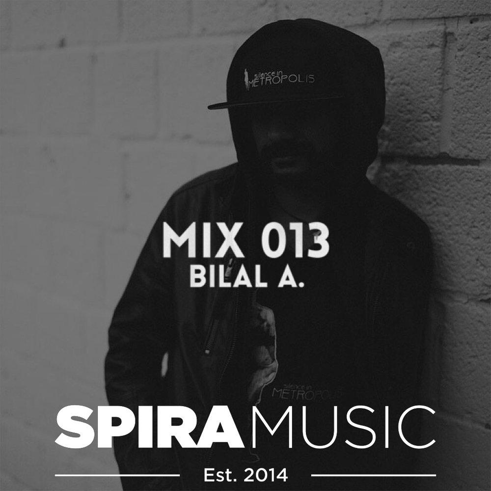 Bilal A. | Mix013