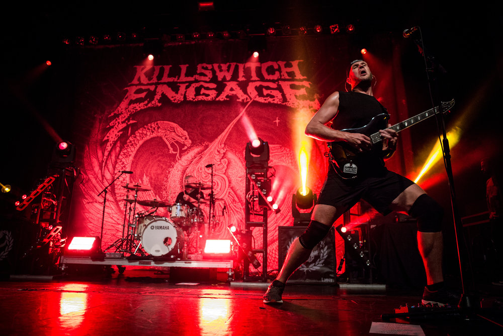 Justin Foley & Adam D. | Killswitch Engage