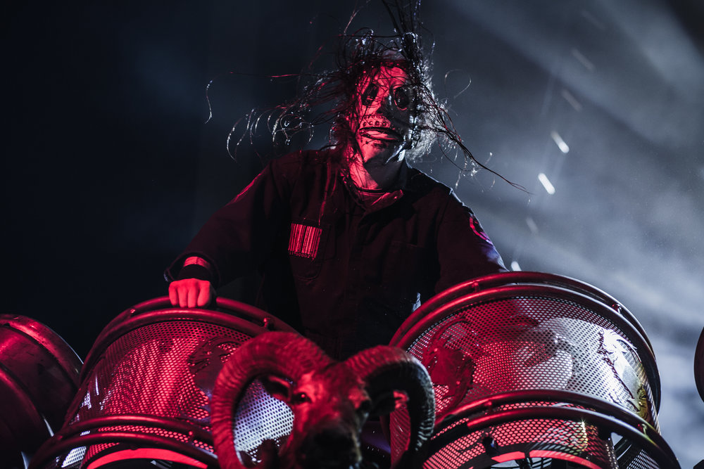 (#3) Chris Fehn | Slipknot