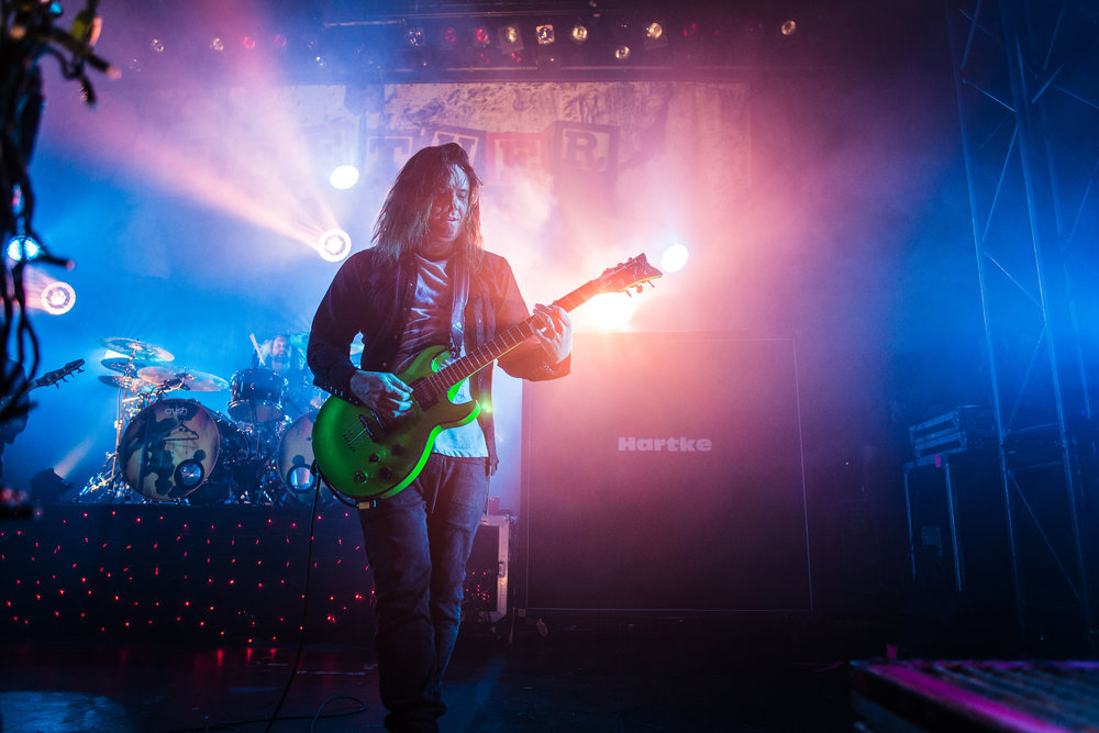 Bryan Wickmann | Seether
