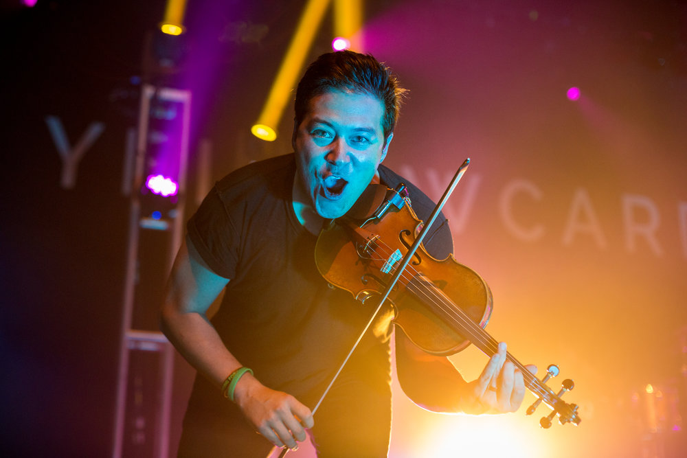 Sean Mackin | Yellowcard