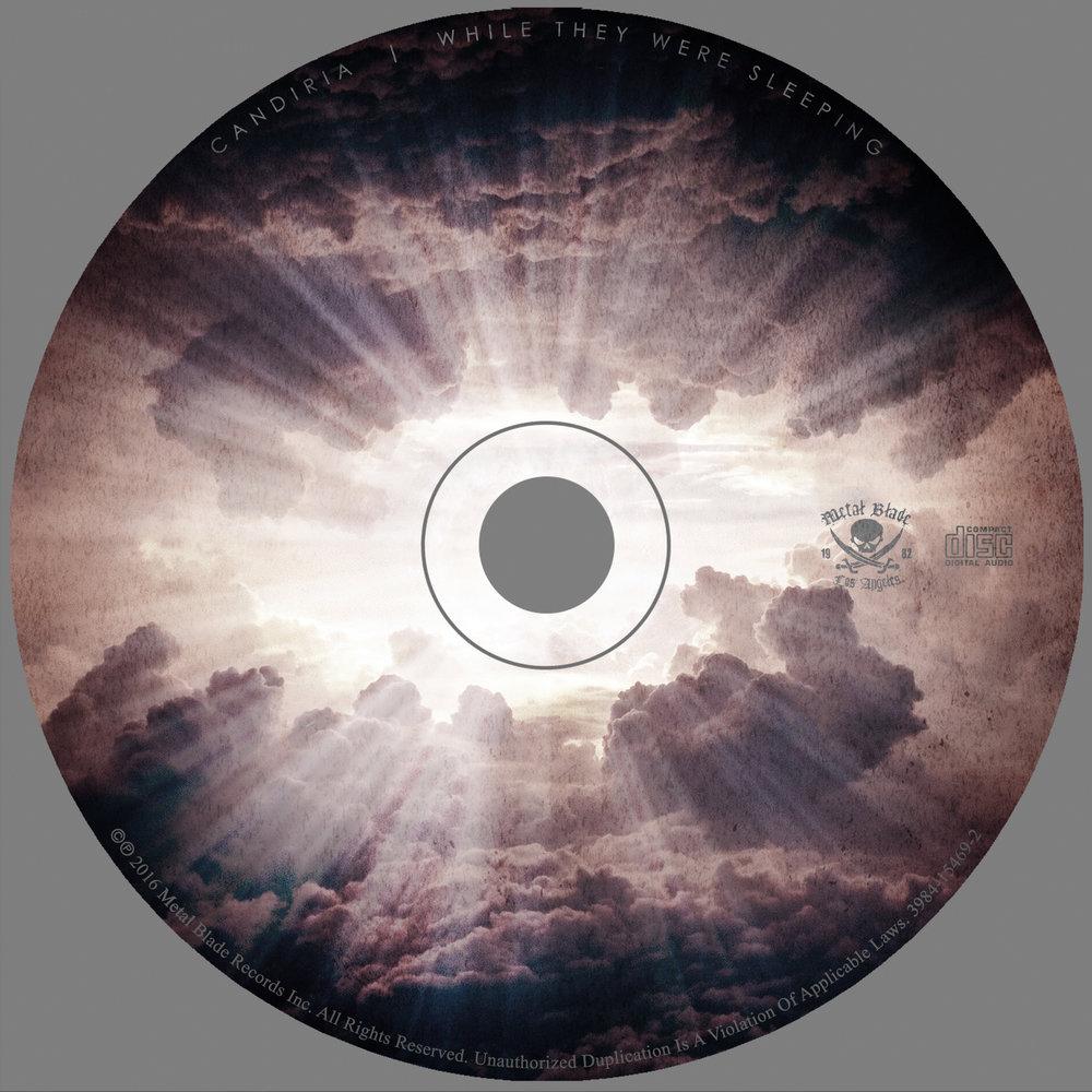 CD Disc Art