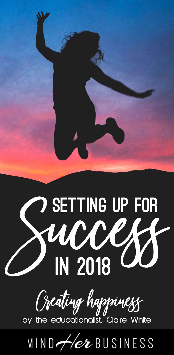 What steps could you take to help make your 2018 one for the record books? What will it take for you to find success?