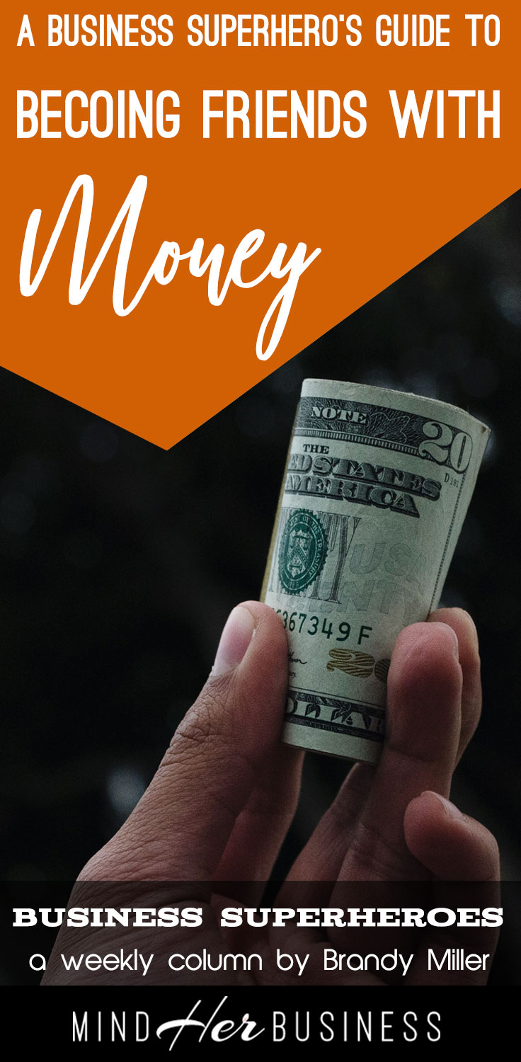 Do you ever wish that making money was easier? Do you always feel like you are frenemies with the moolah? Today's article shares the myths and the magic of becoming best friends with money.