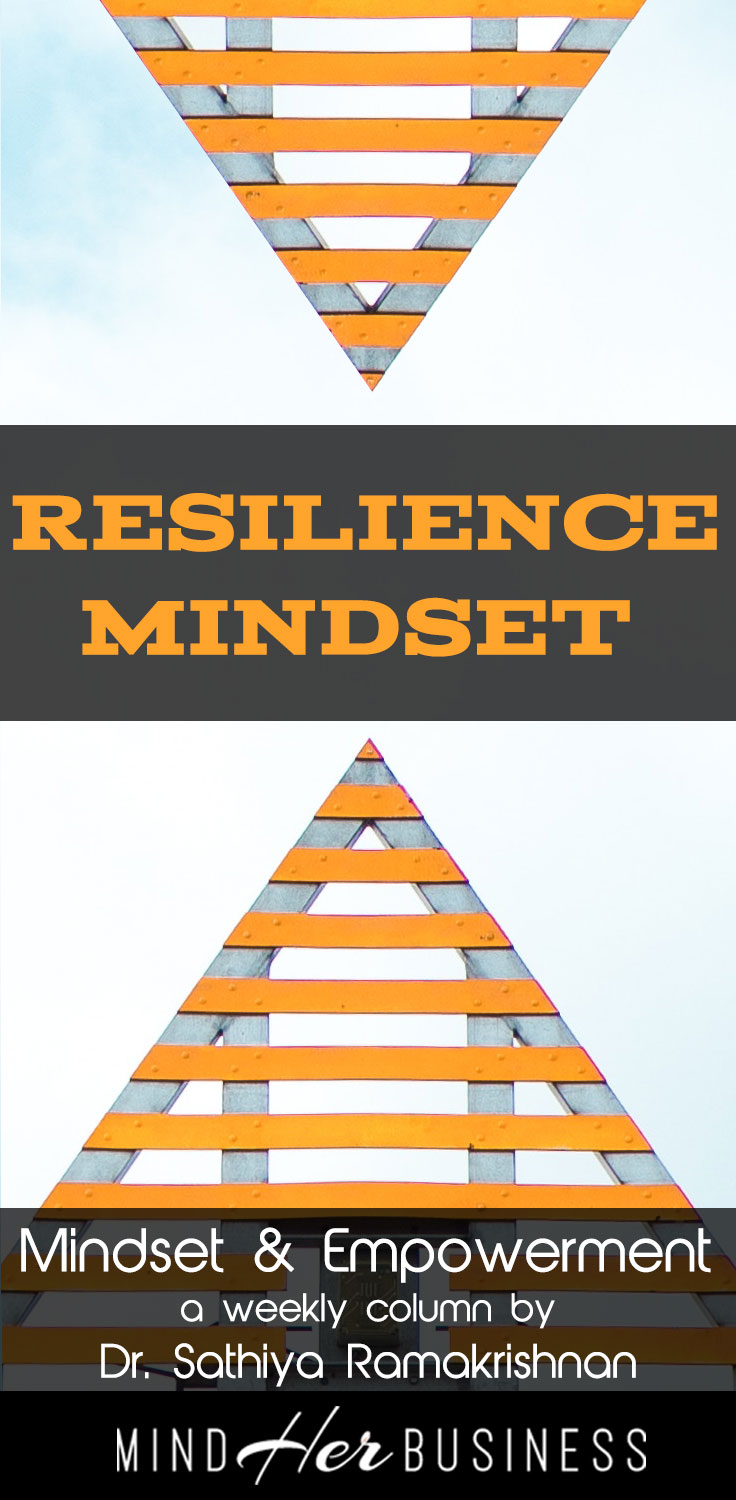 """How do you recover from trauma or overcome the feeling of """"Why is this happening to me?"""" Resilience is the answer!"""