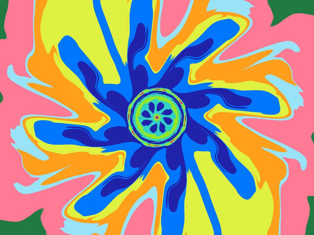Graphic Summer Flower iPad Background.jpg