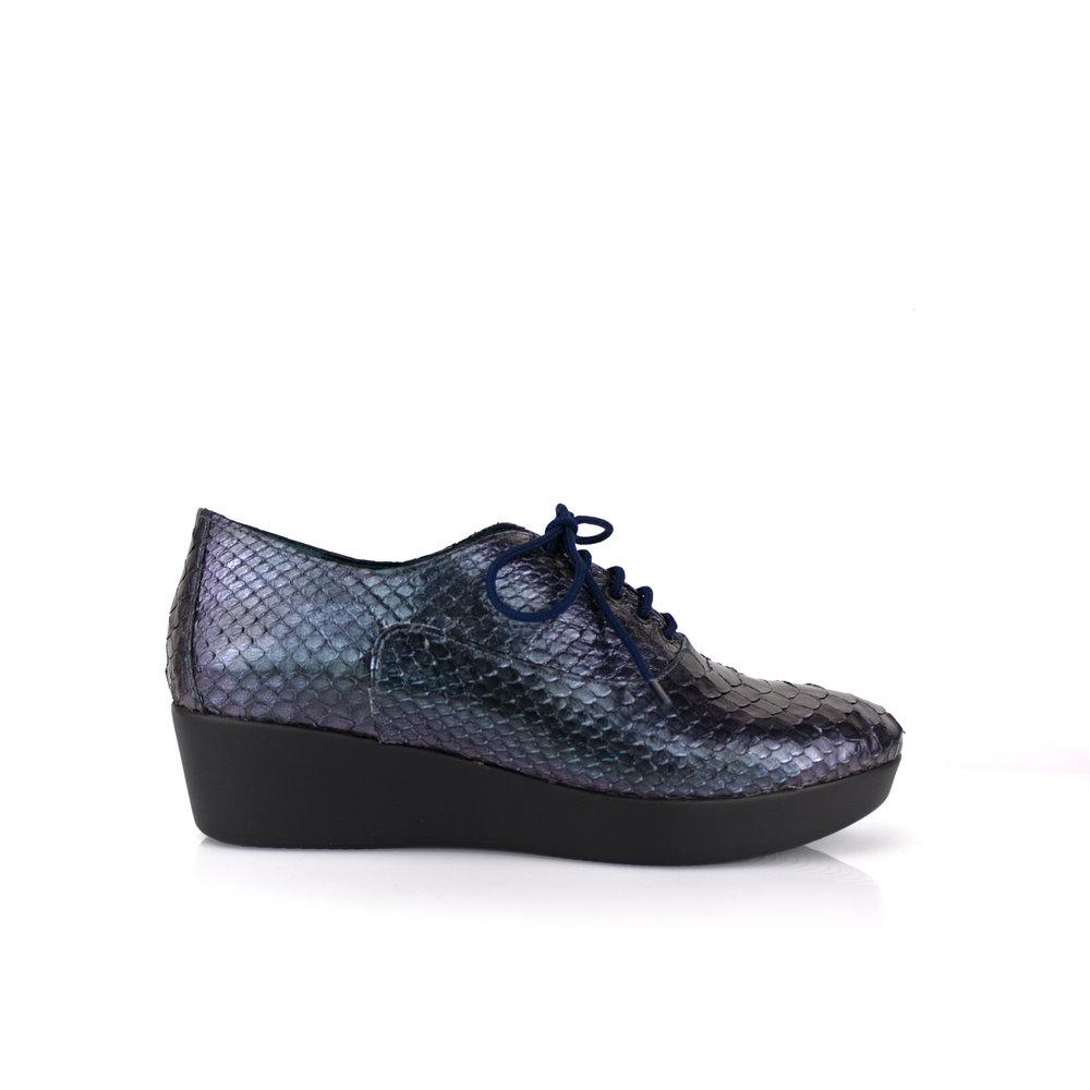 brand new ef551 8e7d4 Marit Pitón — Mad in Mad - Zapatos urbanos hechos a mano en Madrid