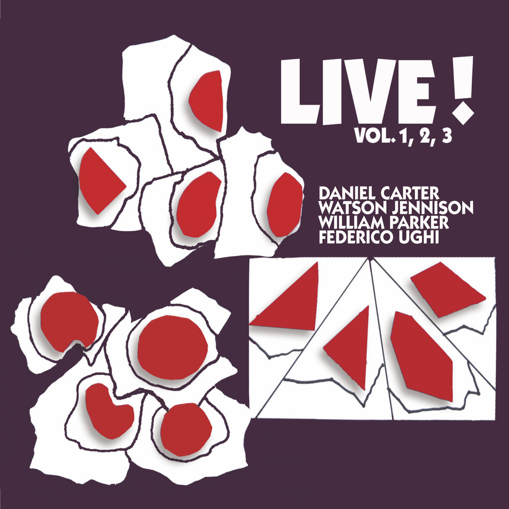 DANIEL CARTER, WILLIAM PARKER, WATSON JENNISON, FEDERICO UGHI :: LIVE! SOLD OUT