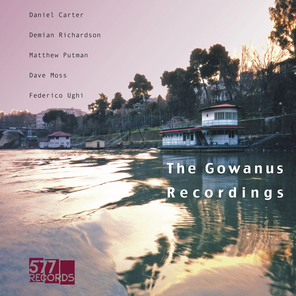 Copy of THE GOWANUS RECORDINGS