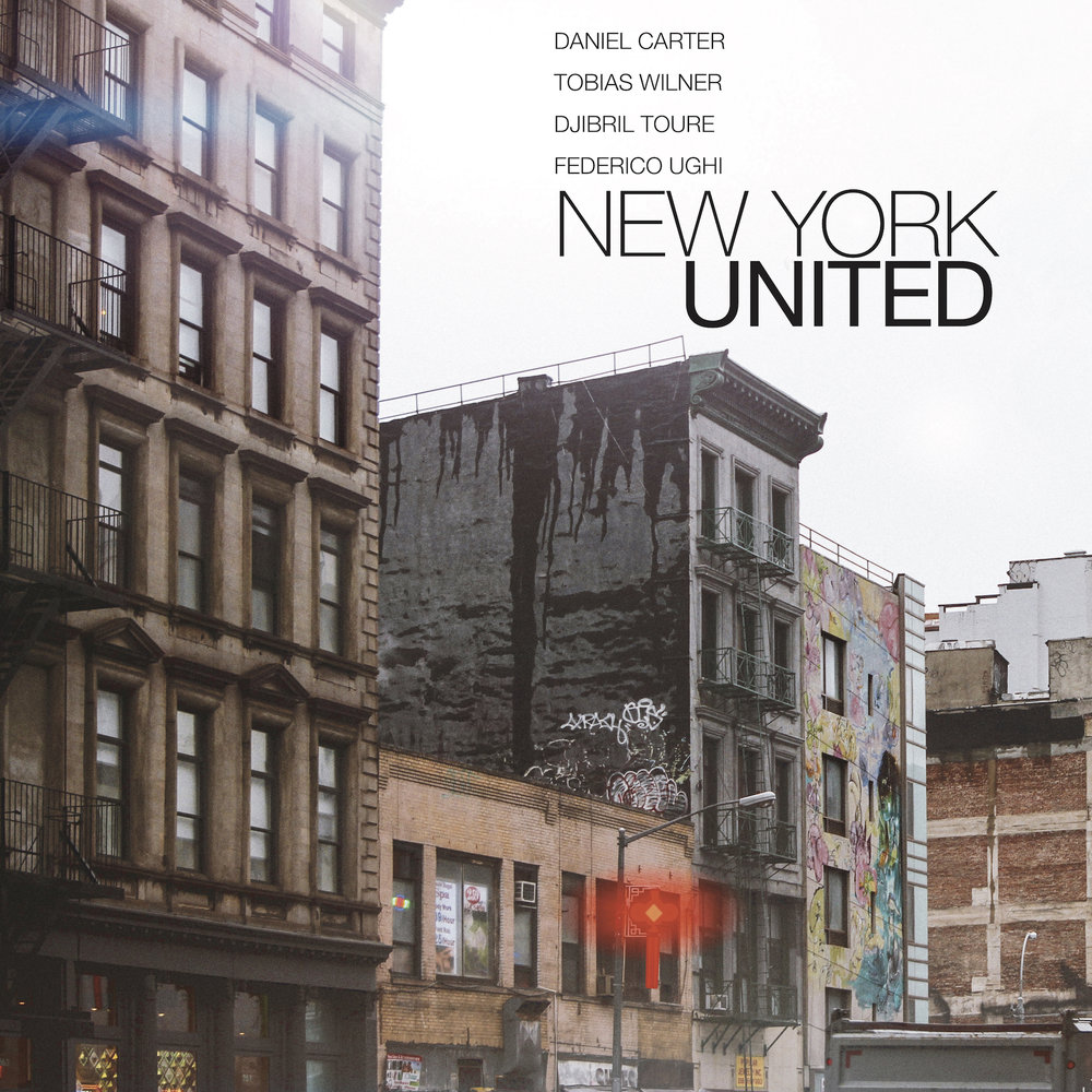 DANIEL CARTER, TOBIAS WILNER, DJIBRIL TOURE, FEDERICO UGHI NEW YORK UNITED