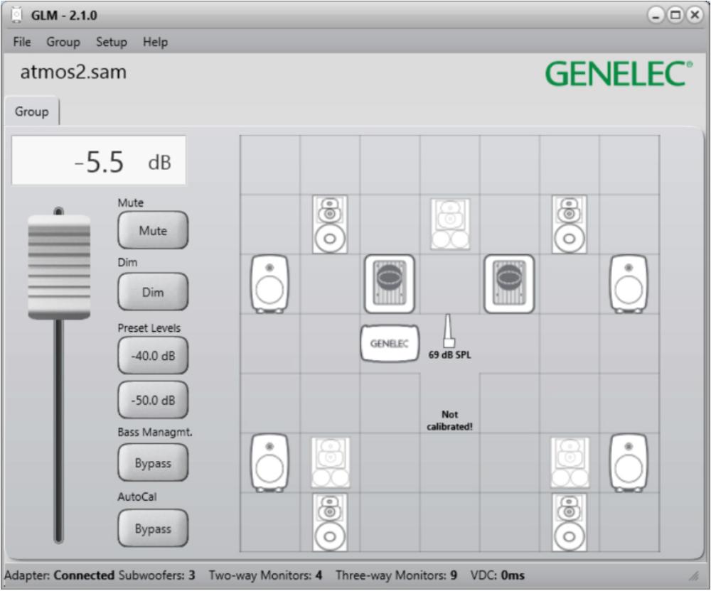 Visst, fem monitorer är mer surround än två men i Genelecs system kan du styra upp till 30 högtalare!