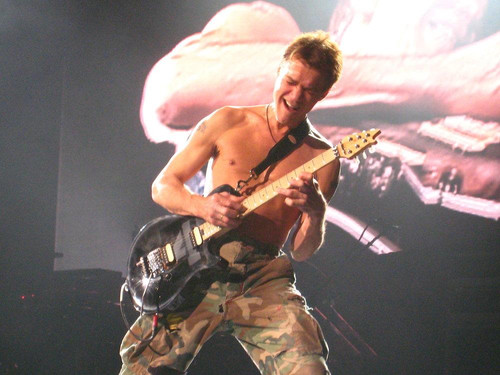 GUIDE: Gitarrigg - Eddie Van Halen