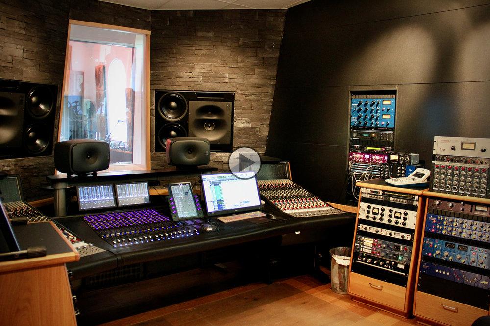 VIDEOREPORTAGE: Pama Studios - Vägen till en ny studio