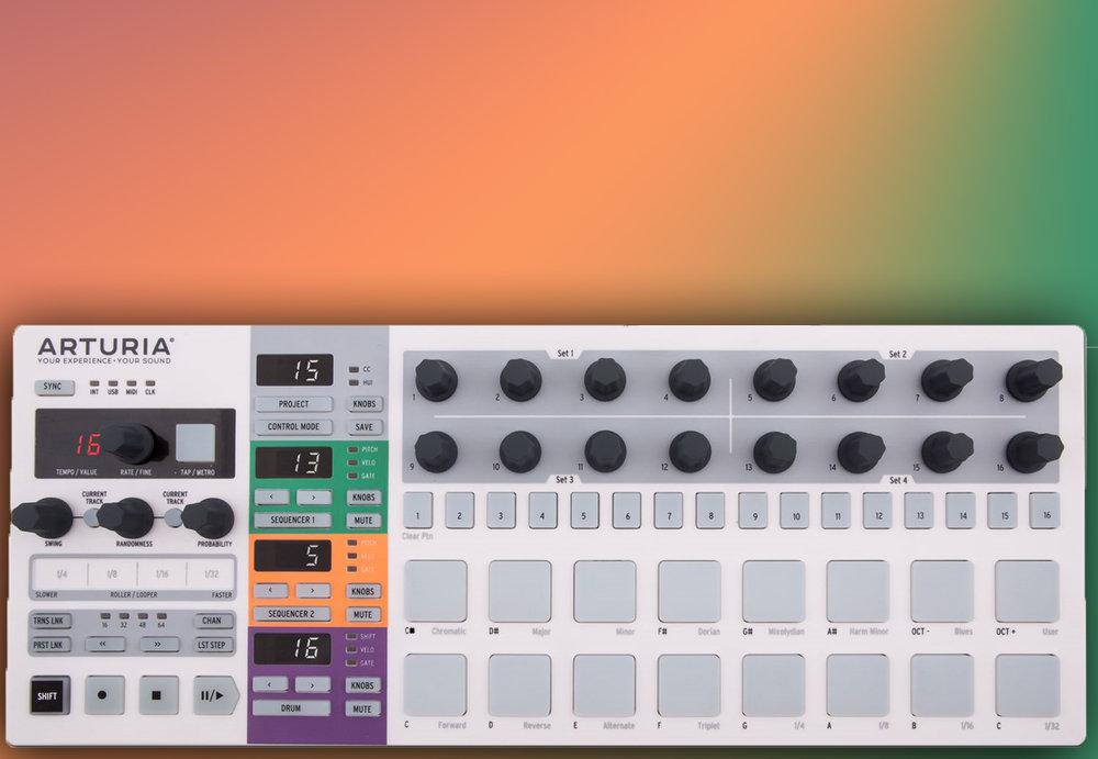 PRODUKTNYHET: Arturia släpper stor mjukvaruuppdatering till BeatStep Pro