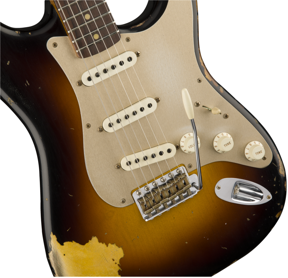 Fender Custom Shop 2017 Ltd '59 Stratocaster – Heavy Relic