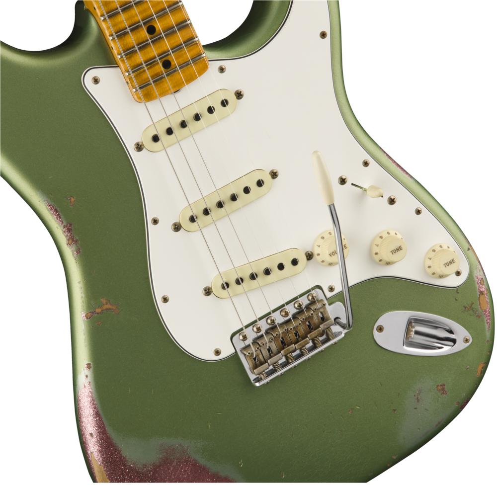 Fender Custom Shop 2017 Ltd '64 Special' Strat – Relic