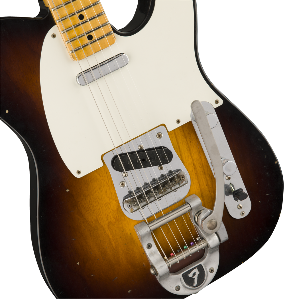 Fender Custom Shop 2017 Ltd Twisted Tele – Journeyman Relic