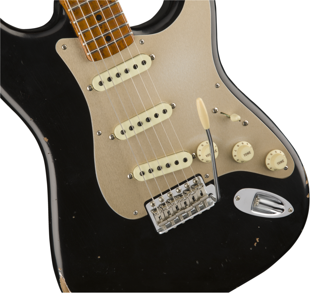 Fender Custom Shop 2017 Ltd '56 Fat Roasted Strat – Journeyman Relic