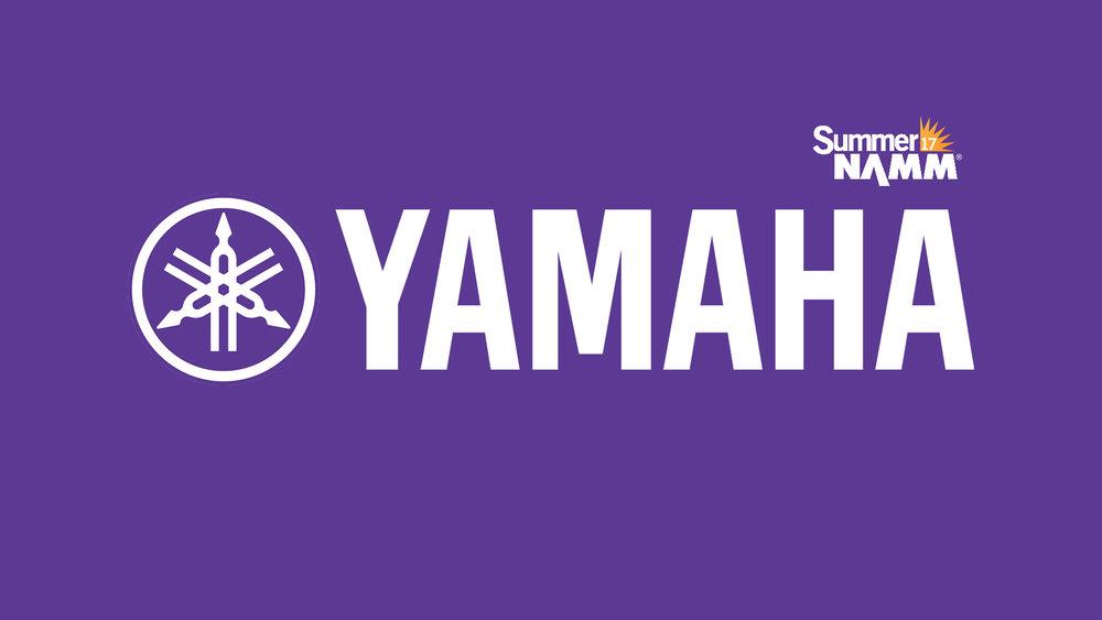 SUMMER NAMM 2017: Yamaha