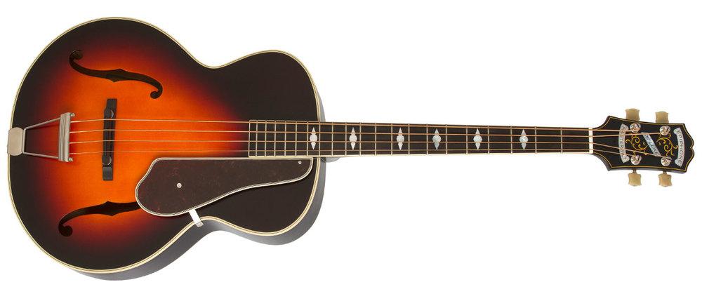 Masterbilt Century De Luxe 4-String Bass