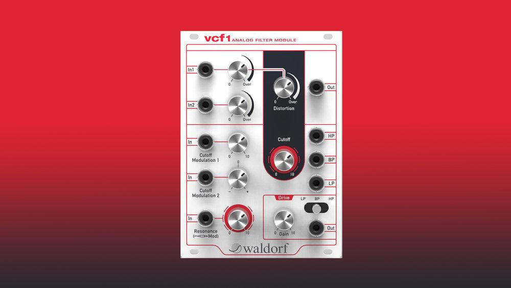 PRODUKTNYHET: Waldorf vcf1