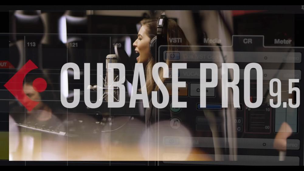compressor cubase 9.5