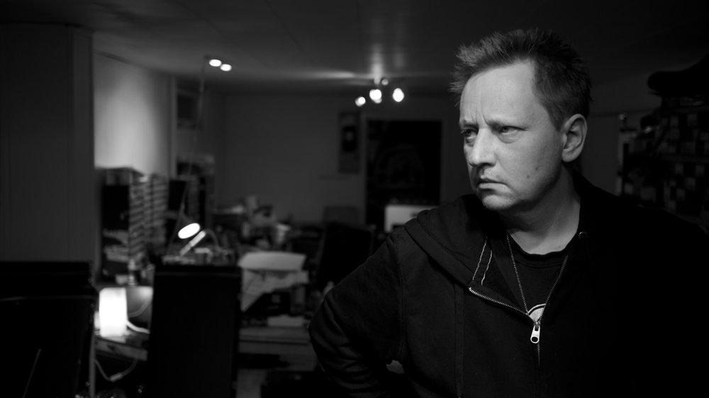 The Mad Professor, Björn Juhl.