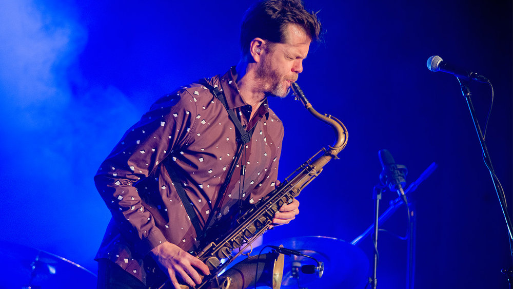 donny mccaslin saxophone