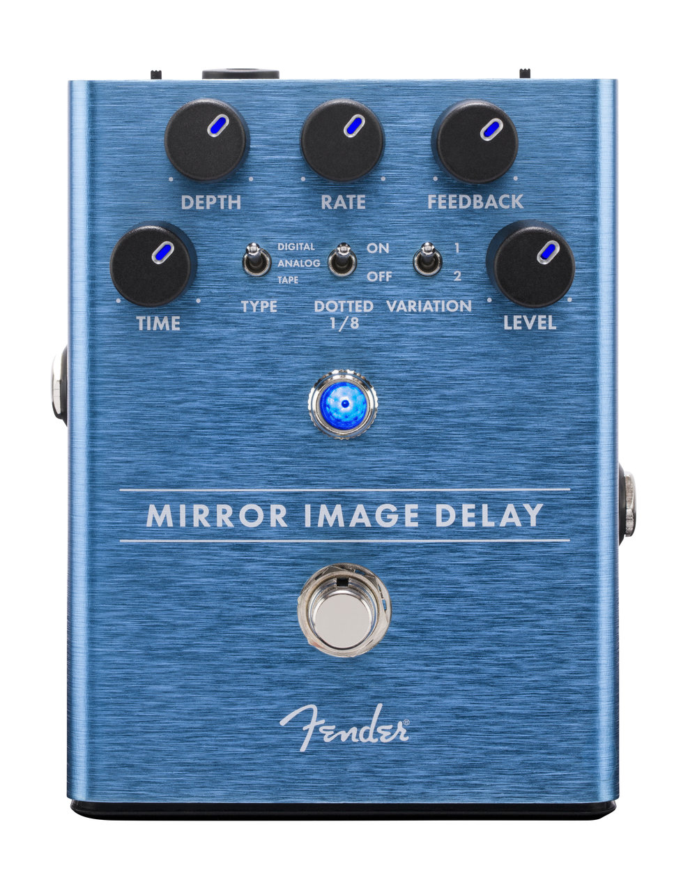 fender gitarrpedal mirror image delay