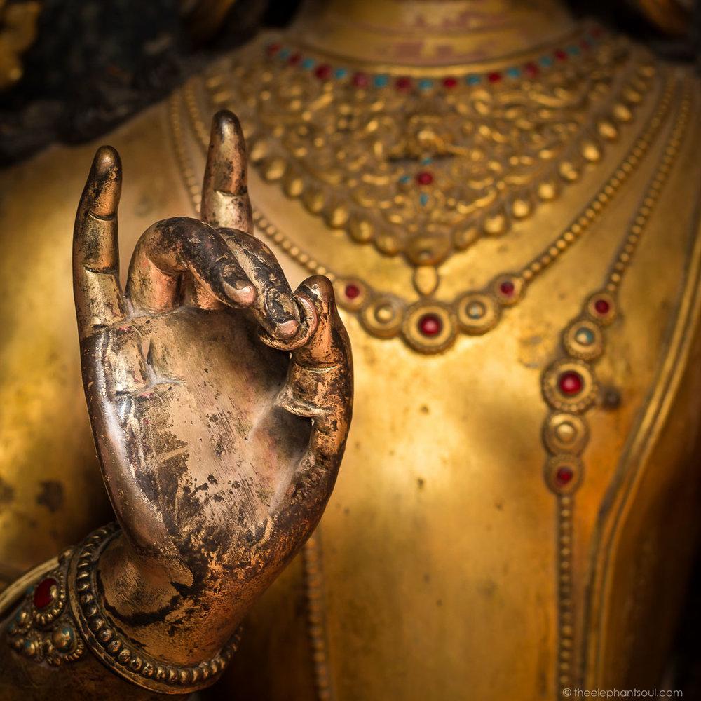 Hridaya Meditation Mudra