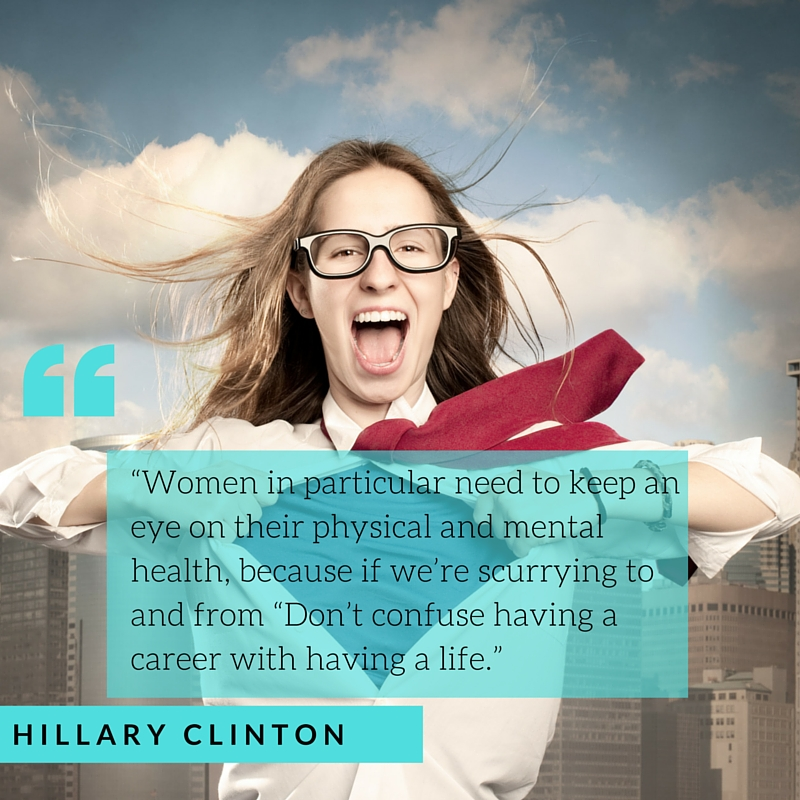 Mindset Change.  Hilary Clinton