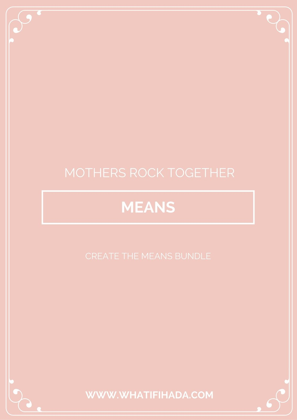 Means Printable