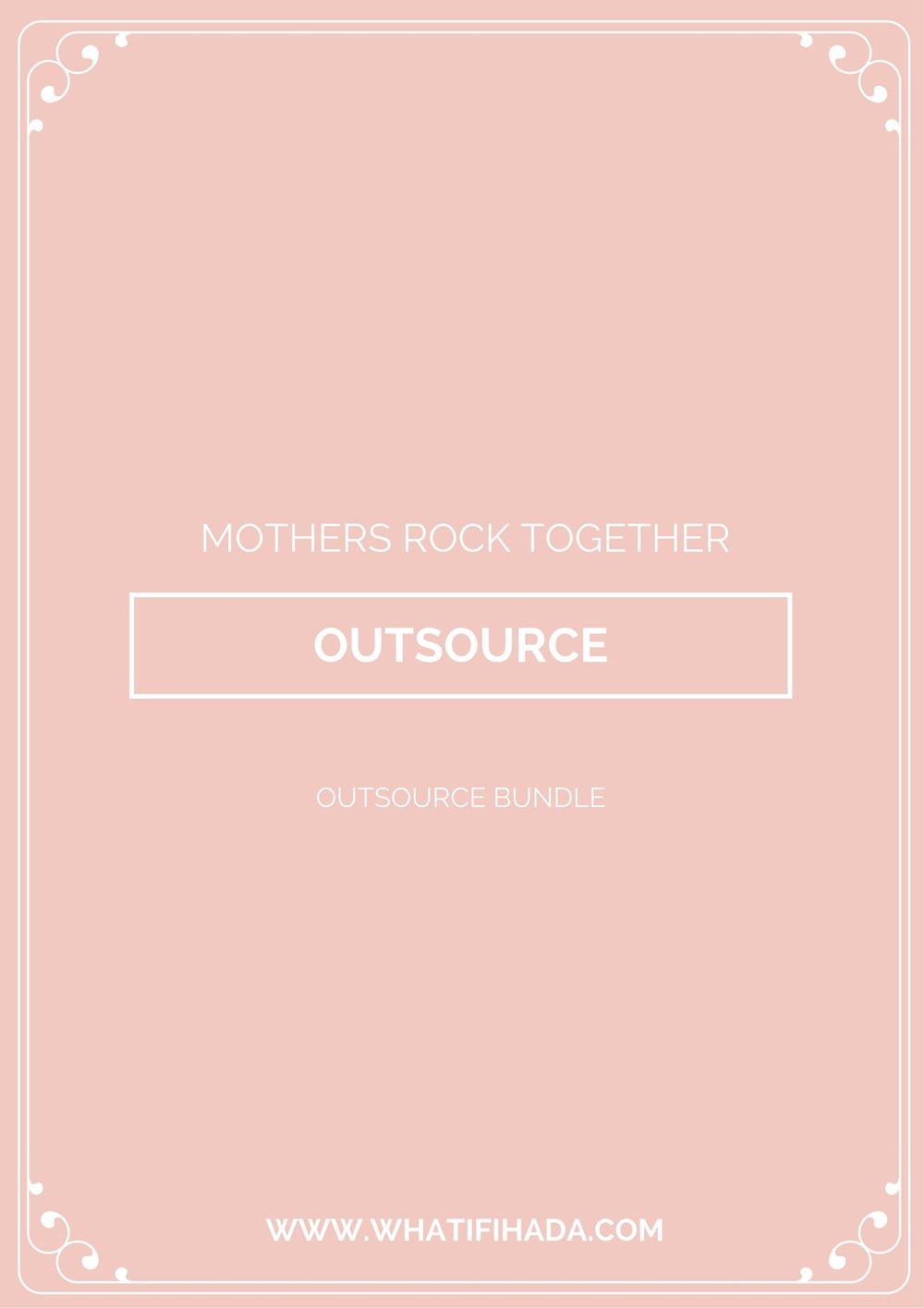 Outsource Printable