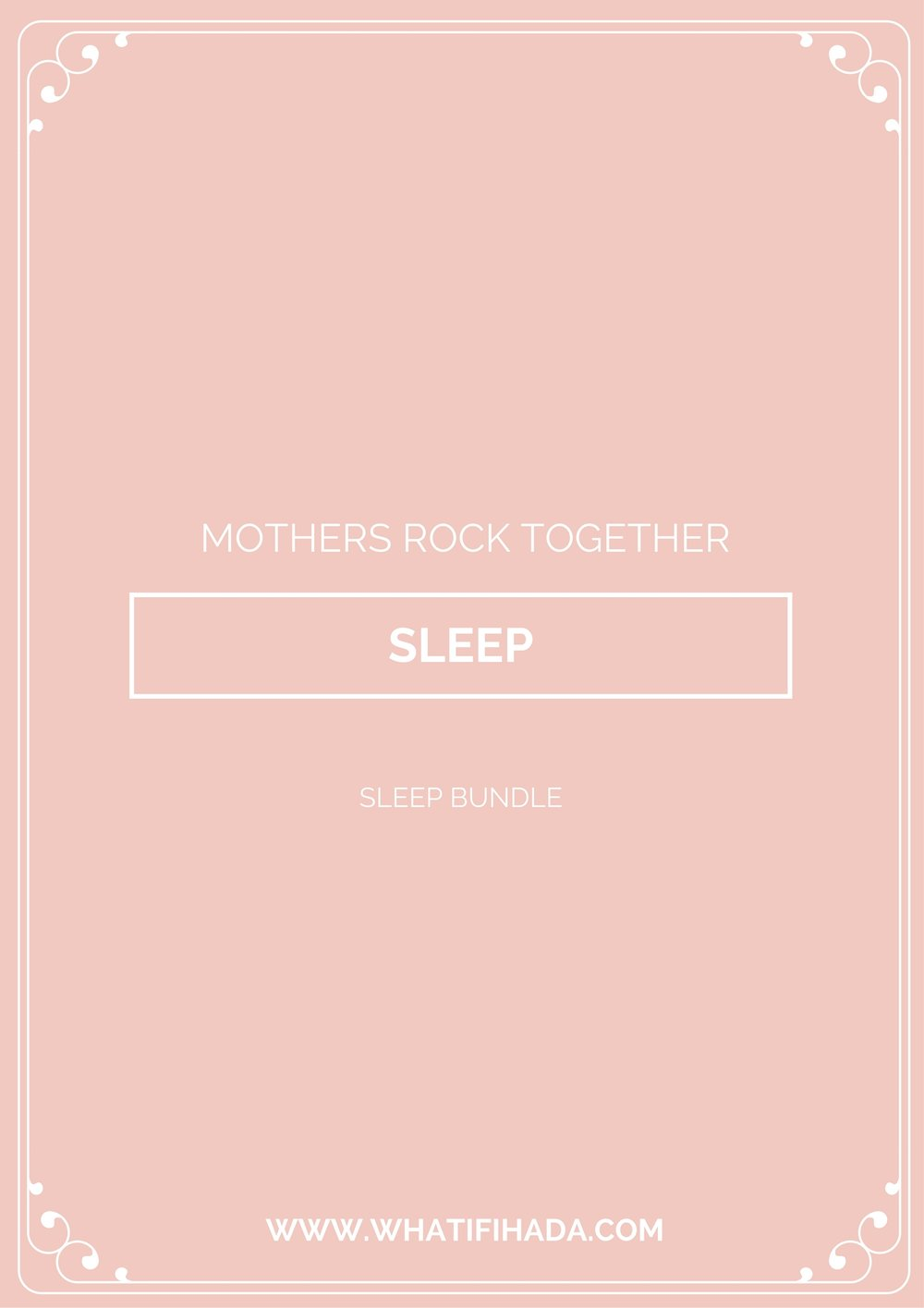 Sleep Printable