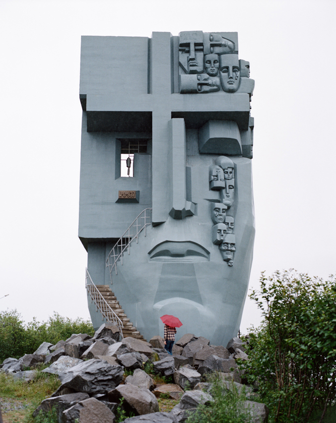The Mask of Sorrow, remembering the millions who died in the Soviet Gulags